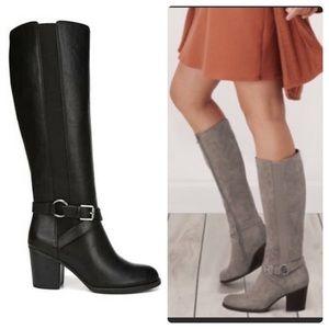 Naturalizer Timber Black Tall  Boots Various